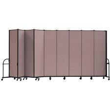 Heavy Duty Nine Panel Portable Room Divider