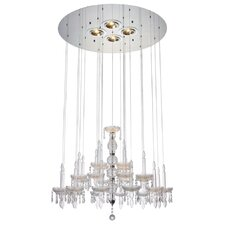 Replica Limelight 12.4 4 Light Chandelier in Clear
