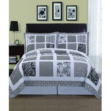 Brenna Coverlet Set