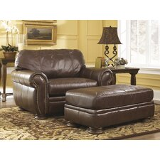 Bryant Chair and Ottoman