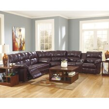 <strong>Signature Design by Ashley</strong> Kennett Reclining Sectional