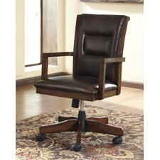 Loretto Mid-Back Office Chair with Arms