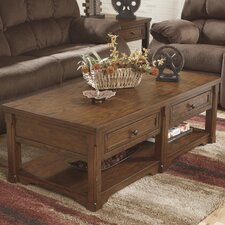 <strong>Signature Design by Ashley</strong> Bellefonte Coffee Table Set