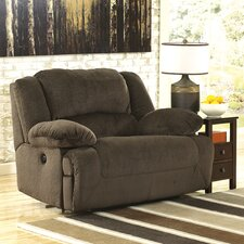 <strong>Signature Design by Ashley</strong> Braddock Zero Wall Wide Seat Recliner