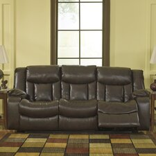 <strong>Signature Design by Ashley</strong> Chapman Reclining Sofa