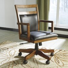 Fowler Mid-Back Office Chair with Arms