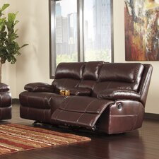 Meyer Glider Reclining Loveseat