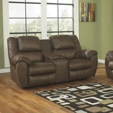 Weatherly Double Reclining Loveseat