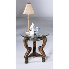 McKenzie Round End Table