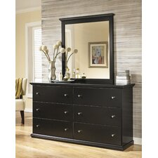 Maribel 6 Drawer Dresser