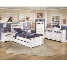 Zayley Kids Panel Bedroom Collection