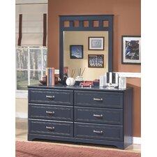 Leo 6 Drawer Dresser