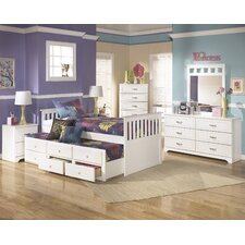 Lulu Kids Twin Panel Bedroom Collection