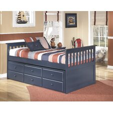 Leo Twin Slat Bed