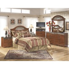 Fairbrooks Estate Queen/Full Panel Headboard Bedroom Collection