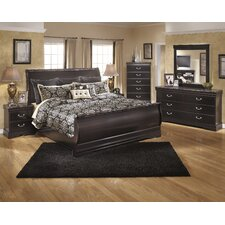 Esmarelda Sleigh Bedroom Collection