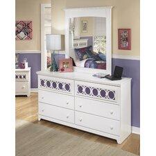 Zayley 6 Drawer Dresser