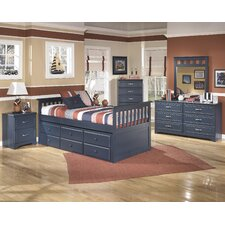 Leo Kids Slat Bedroom Collection