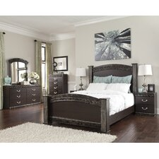 Vachel Four Poster Bedroom Collection