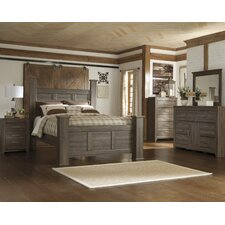 Juararo Four Poster Headboard Bedroom Collection
