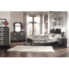 Bonnadeen Panel Bedroom Collection