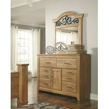 Drogan 6 Drawer Dresser