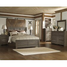 Juararo Panel Headboard Bedroom Collection