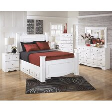 Weeki Headboard Bedroom Collection