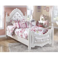 Exquisite Kids Four Poster Bed