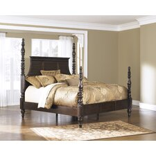 Key Town Four Poster Bed