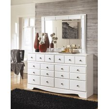 Weeki 6 Drawer Dresser