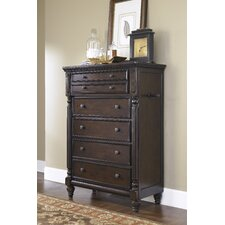 Key Town 6 Drawer Chest