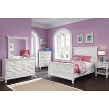 Kaslyn Panel Bedroom Collection
