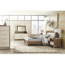 Candiac Headboard Bedroom Collection