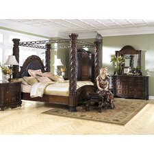 North Shore Headboard Bedroom Collection