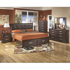 Aleydis Panel Storage Bedroom Collection