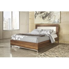 Candiac Panel Bed