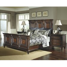 Key Town Panel Headboard Bedroom Collection