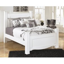 Weeki Four Poster Bed
