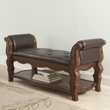 Ledelle Upholstered Bedroom Bench
