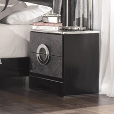 Bonnadeen 1 Drawer Nightstand