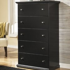 Maribel 5 Drawer Chest