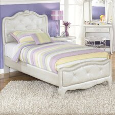 Zarollina Kids Upholstered Bed