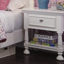 Kaslyn 1 Drawer Nightstand