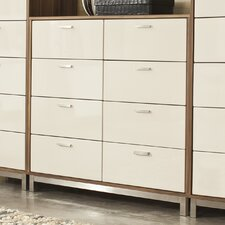 Candiac 10 Drawer Double Chest