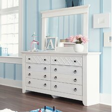 Iseydona 6 Drawer Dresser