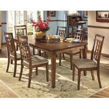 Cross Island 7 Piece Dining Set