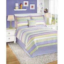 Ana Ruffles Comforter Set