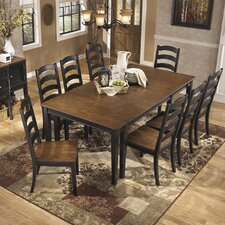 Owingsville 9 Piece Dining Set
