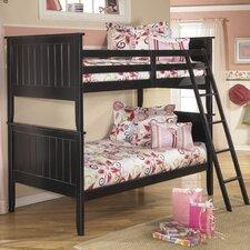 Jaidyn Twin/Twin Bunk Bed Panel